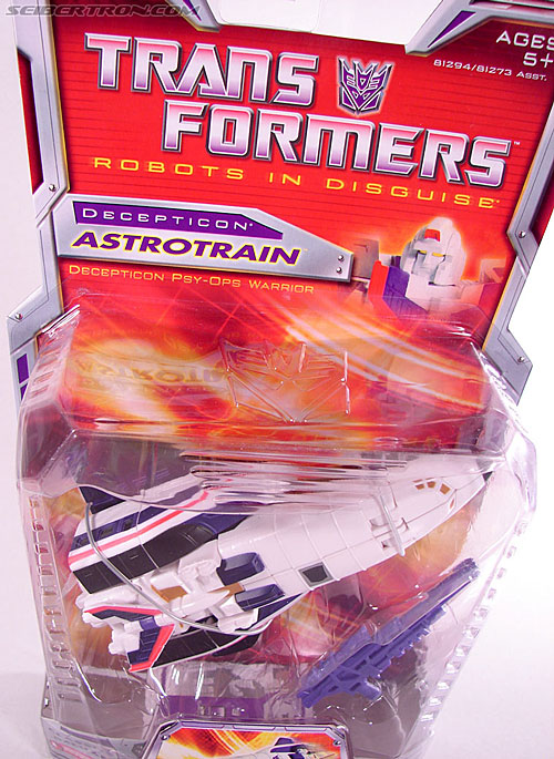 Transformers Classics Astrotrain (Image #2 of 102)
