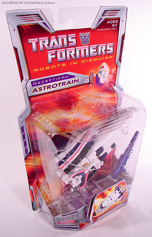 Transformers Classics Astrotrain (Image #5 of 102)