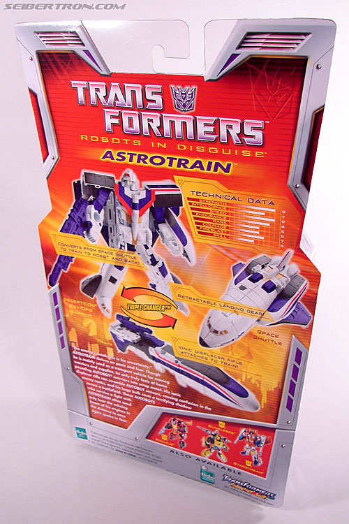 Transformers Classics Astrotrain (Image #6 of 102)