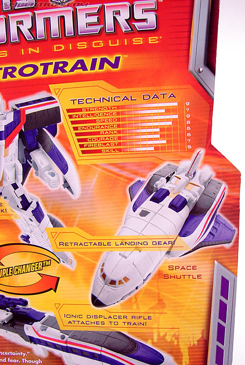 Transformers Classics Astrotrain (Image #7 of 102)