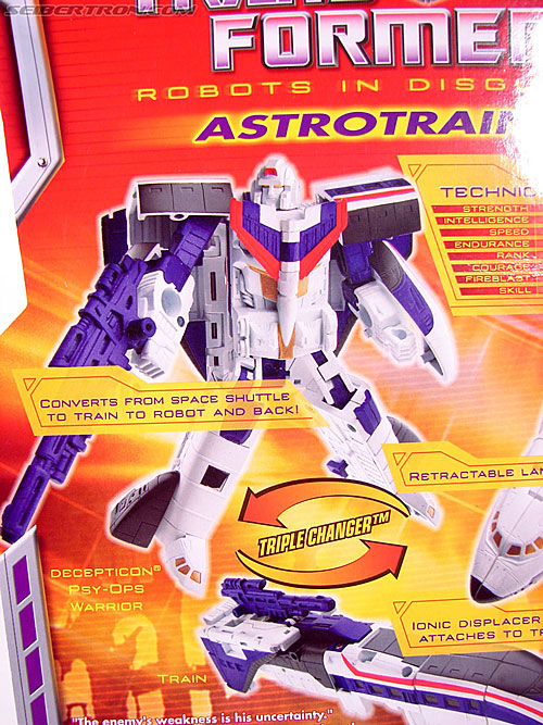 Transformers Classics Astrotrain (Image #8 of 102)