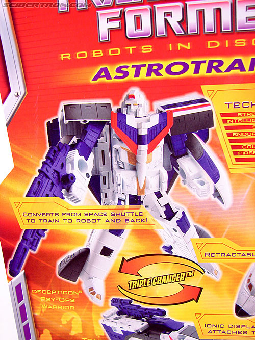 Transformers Classics Astrotrain (Image #9 of 102)