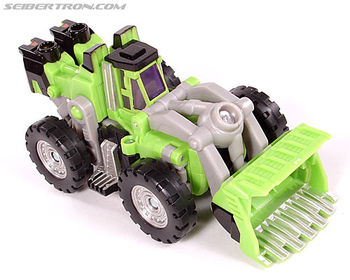 Transformers Classics Bonecrusher (Image #2 of 62)