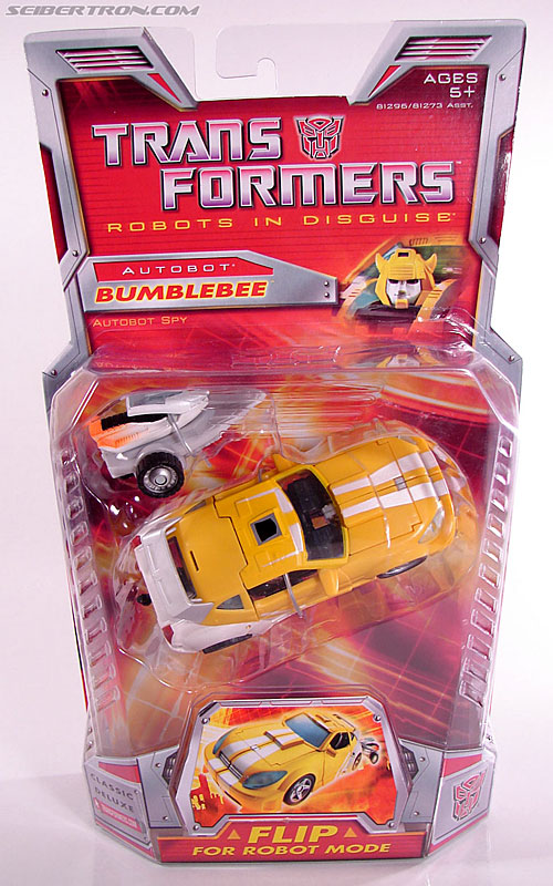 Transformers Classics Bumblebee (Bumble) (Image #1 of 93)