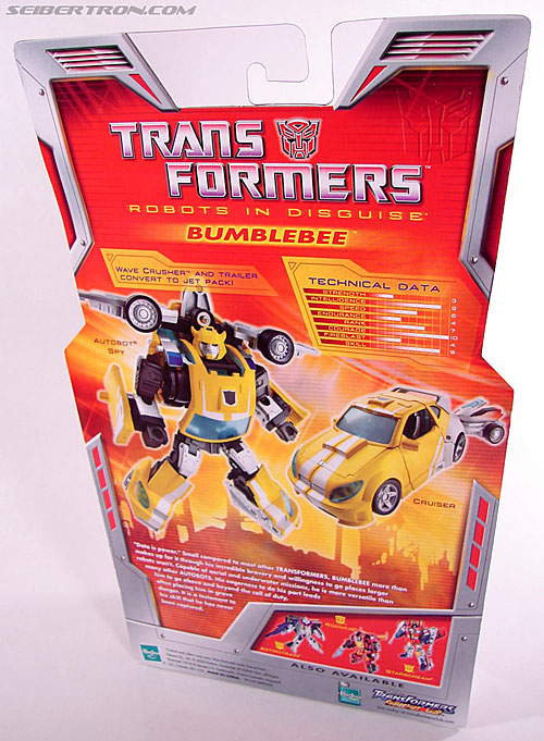 Transformers Classics Bumblebee (Bumble) (Image #6 of 93)