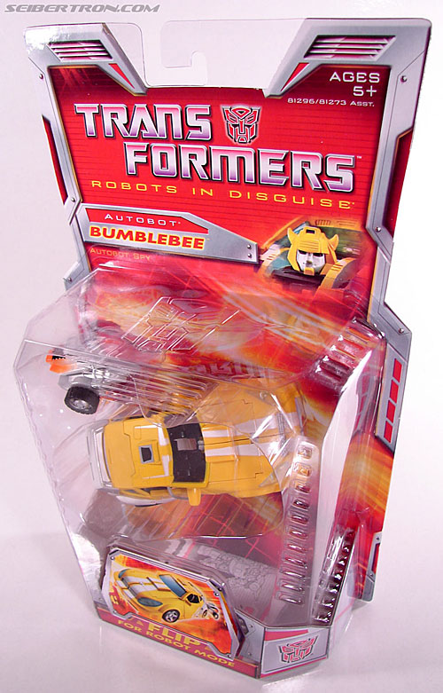Transformers Classics Bumblebee (Bumble) (Image #11 of 93)