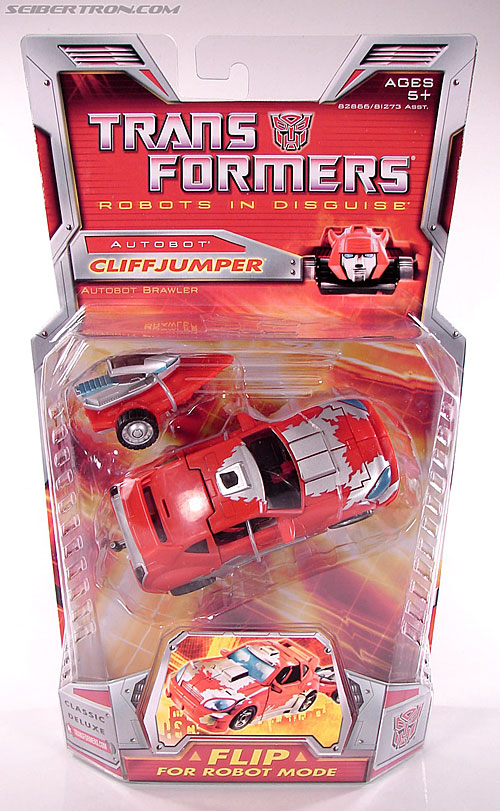 Transformers Classics Cliffjumper (Image #1 of 108)
