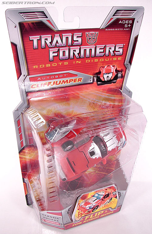 Transformers Classics Cliffjumper (Image #6 of 108)