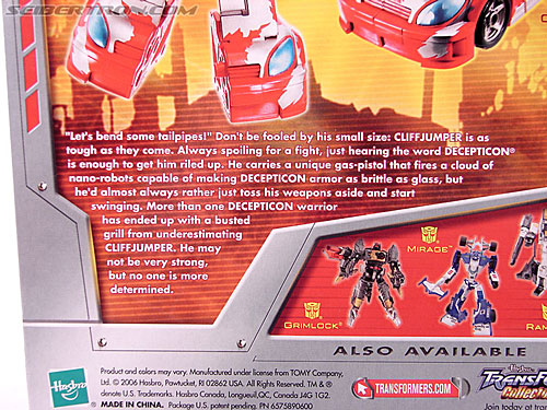 Transformers Classics Cliffjumper (Image #13 of 108)