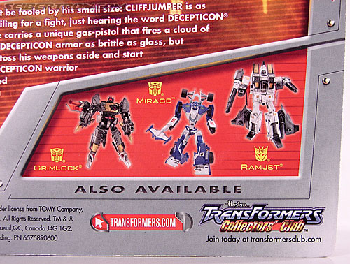 Transformers Classics Cliffjumper (Image #14 of 108)
