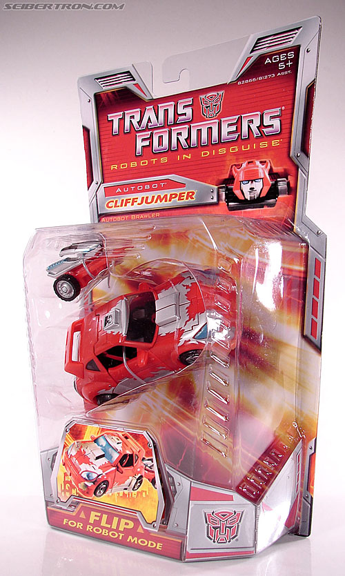 Transformers Classics Cliffjumper (Image #15 of 108)