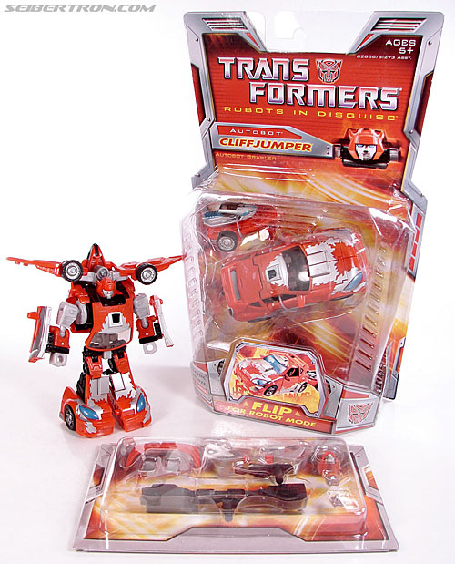 Transformers Classics Cliffjumper (Image #1 of 158)