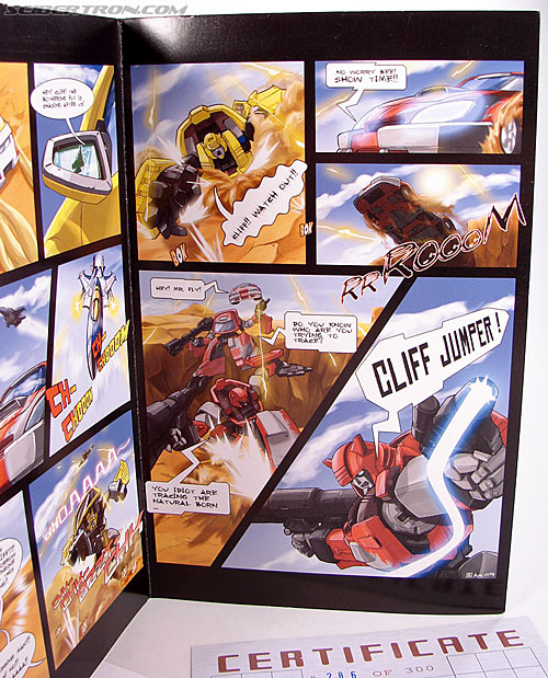 Transformers Classics Cliffjumper (Image #15 of 158)