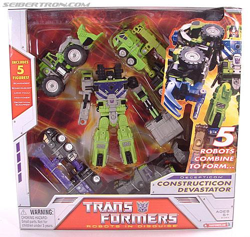 Transformers Classics Devastator (Image #1 of 88)