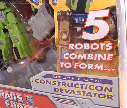 Transformers Classics Devastator (Image #5 of 88)