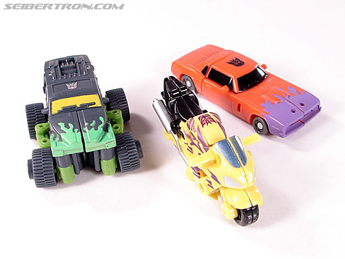Transformers Classics Dirt Rocket (Image #13 of 38)