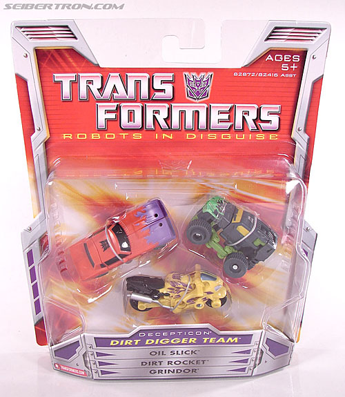 Transformers Classics Grindor (Image #1 of 54)