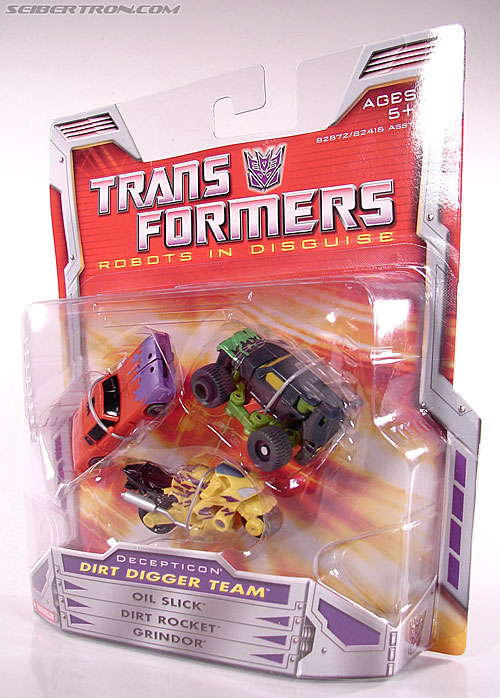 Transformers Classics Grindor (Image #10 of 54)