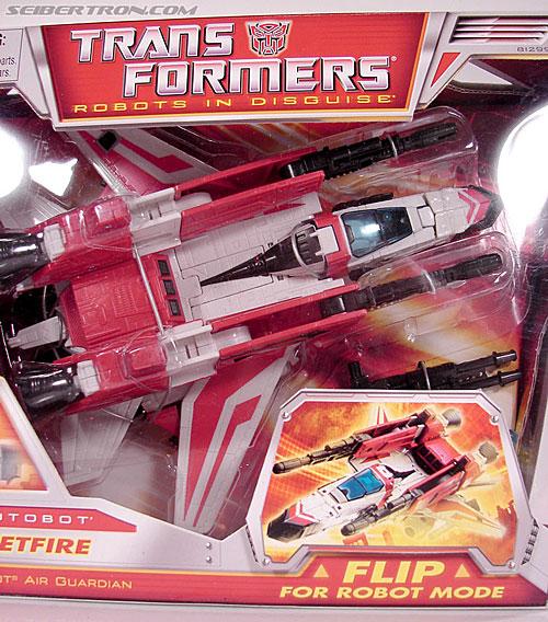 Transformers Classics Jetfire (Skyfire) (Image #2 of 163)