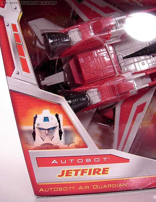 Transformers Classics Jetfire (Skyfire) (Image #3 of 163)