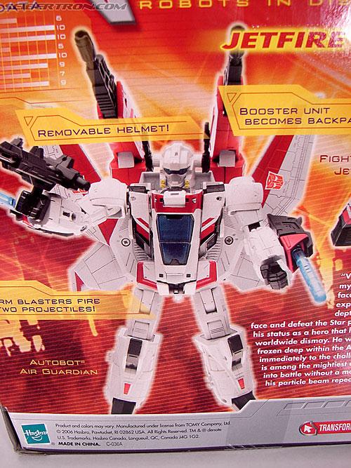 Transformers Classics Jetfire (Skyfire) (Image #11 of 163)