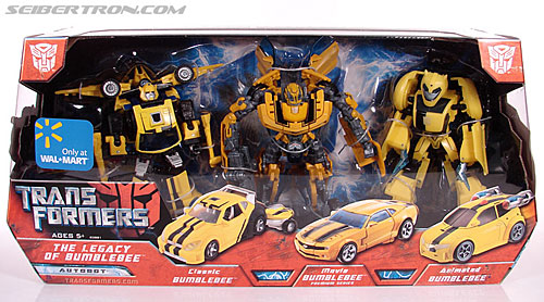 Transformers Classics Bumblebee (Bumble) (Image #1 of 126)