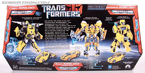 Transformers Classics Bumblebee (Bumble) (Image #12 of 126)