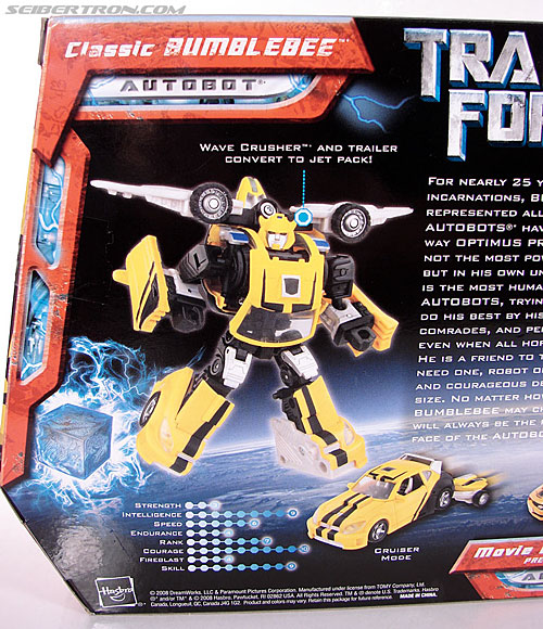 Transformers Classics Bumblebee (Bumble) (Image #13 of 126)