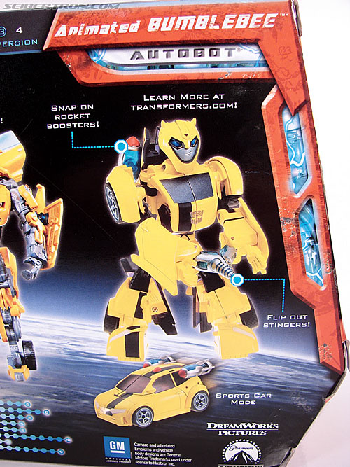 Transformers Classics Bumblebee (Bumble) (Image #16 of 126)