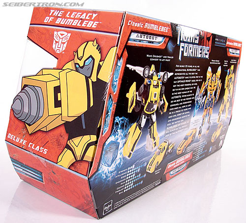 Transformers Classics Bumblebee (Bumble) (Image #17 of 126)