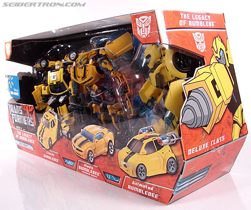 Transformers Classics Bumblebee (Bumble) (Image #20 of 126)