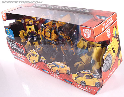 Transformers Classics Bumblebee (Bumble) (Image #21 of 126)