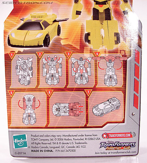 Transformers Classics Bumblebee (Image #8 of 63)