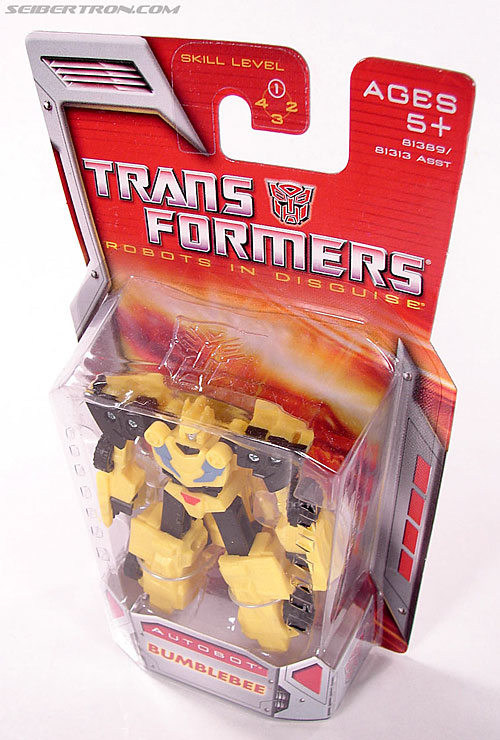 Transformers Classics Bumblebee (Image #10 of 63)