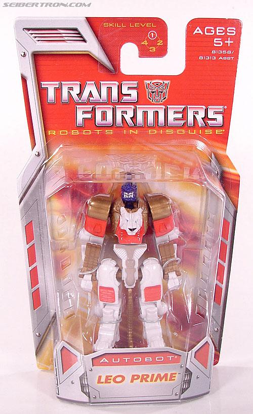 Transformers Classics Leo Prime (Image #1 of 59)