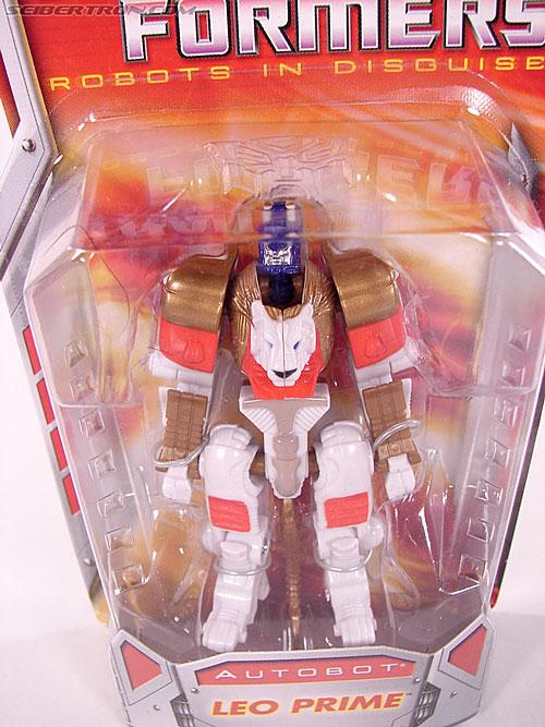 Transformers Classics Leo Prime (Image #2 of 59)