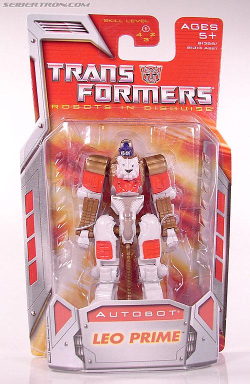Transformers Classics Leo Prime (Image #3 of 59)