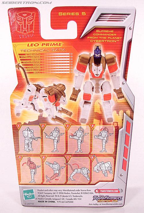 Transformers Classics Leo Prime (Image #6 of 59)