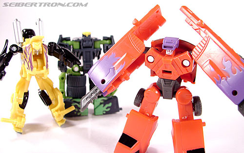 Transformers Classics Oil Slick (Image #32 of 38)