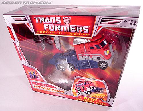 Transformers Classics Optimus Prime (Convoy) (Image #1 of 98)