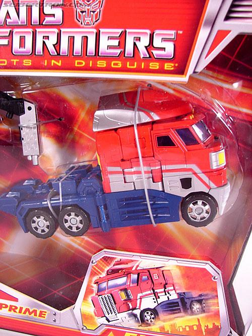 Transformers Classics Optimus Prime (Convoy) (Image #3 of 98)