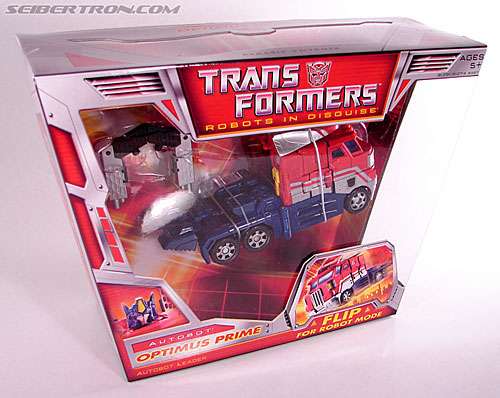 Transformers Classics Optimus Prime (Convoy) (Image #6 of 98)