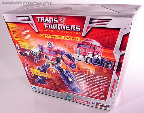 Transformers Classics Optimus Prime (Convoy) (Image #9 of 98)