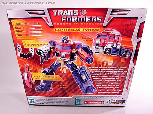 Transformers Classics Optimus Prime (Convoy) (Image #10 of 98)