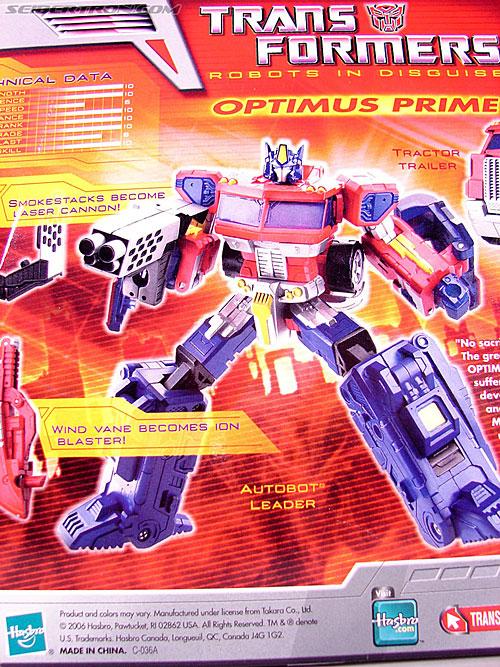 Transformers Classics Optimus Prime (Convoy) (Image #12 of 98)