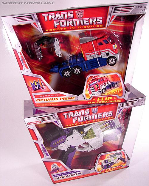 Transformers Classics Optimus Prime (Convoy) (Image #18 of 98)
