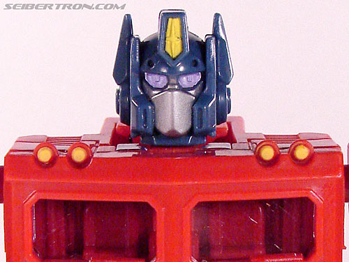 Transformers Classics Optimus Prime (deluxe) gallery