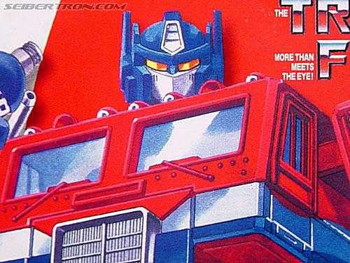 Transformers Classics Pepsi Optimus Prime (Pepsi Convoy) (Image #4 of 202)