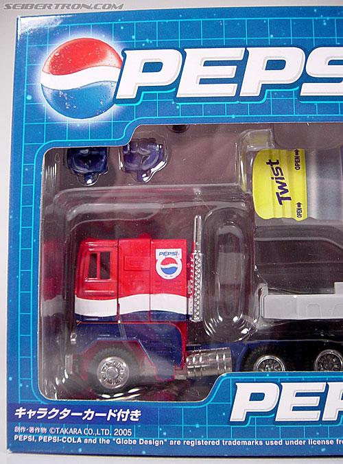 Transformers Classics Pepsi Optimus Prime (Pepsi Convoy) (Image #9 of 202)
