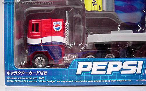Transformers Classics Pepsi Optimus Prime (Pepsi Convoy) (Image #10 of 202)
